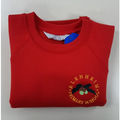 Blenheim Primary School Sweatshirt