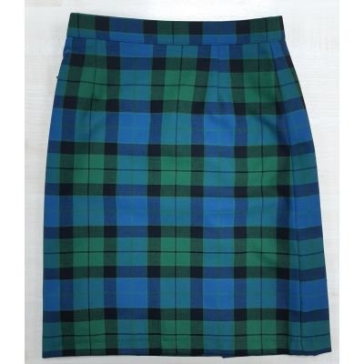 Boston Spa Academy Tartan Skirt
