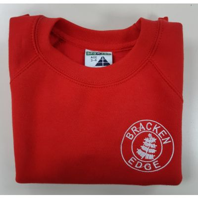 Bracken Edge Primary School Sweatshirt
