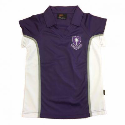 Corpus Christi Girls PE Polo Shirt
