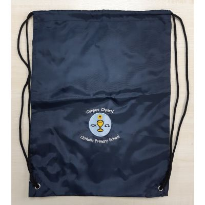 Corpus Christi Primary Gym Bag *OLD LOGO*