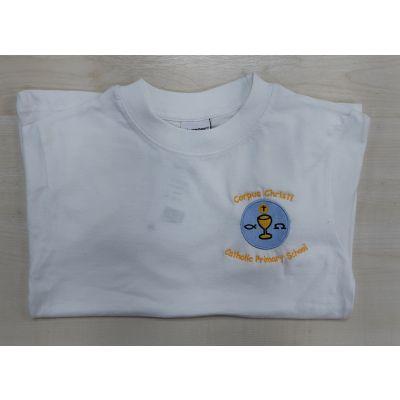 Corpus Christi Primary PE T-shirt