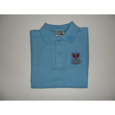 Gledhow Primary School Blue Polo Shirt