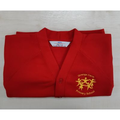 Grange Farm Primary Cardigan
