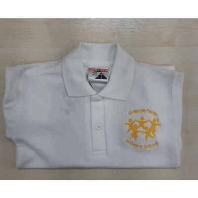 Grange Farm Primary Polo Shirt