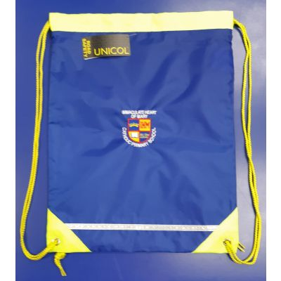 Immaculate Heart Gym Bag