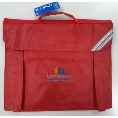 Moortown Primary Bookbag