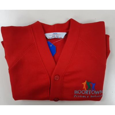 Moortown Primary Cardigan