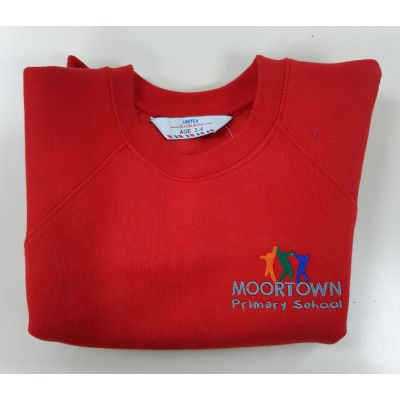 Moortown Primary Sweatshirt