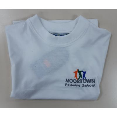 Moortown Primary PE T-shirt