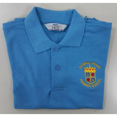 Sacred Heart Catholic Primary School Polo shirt