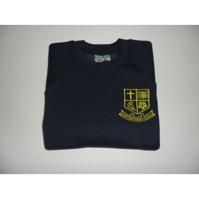 St Matthew's Primary School Sweatshirt