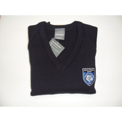 Allerton Grange High School Navy Pullover