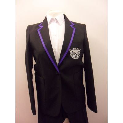 Leeds City Academy Girls Blazer