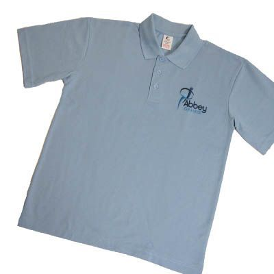 Abbey Grange CofE Summer Poloshirt