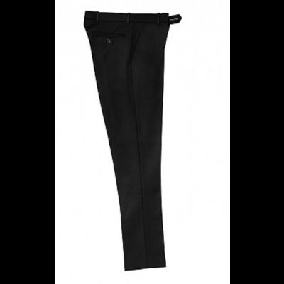 Boys Adjustable Waist Trousers - Black