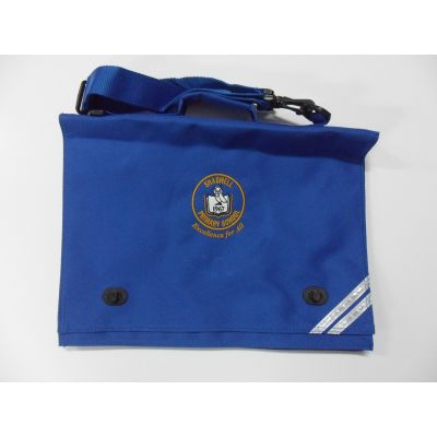 Shadwell Primary School Book Bag (With Strap)