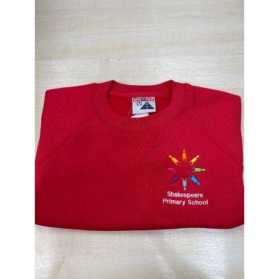 Shakespeare Primary School Sweatshirt