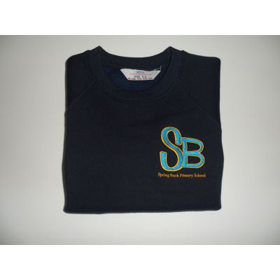 Spring Bank Primary School Sweatshirt