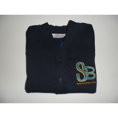 Spring Bank Primary School Cardigan
