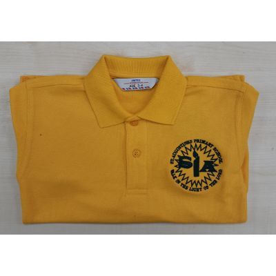 St Augustine Primary Polo Shirt