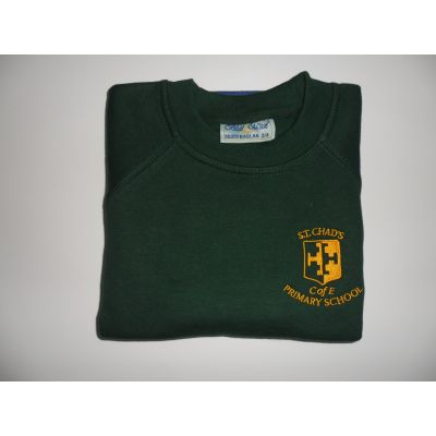 St Chads Church of England Primary School Sweatshirt