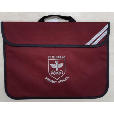 St Nicholas Primary Bookbag