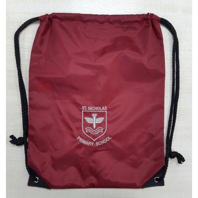 St Nicholas Primary Gym Bag