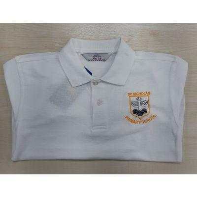 St Nicholas Primary Polo Shirt