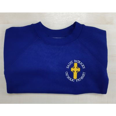 St Patrick's Catholic Primary Sweatshirt