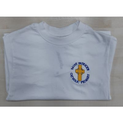 St Patrick's Catholic Primary PE T-shirt