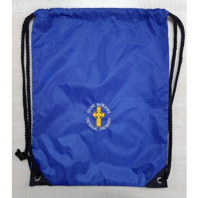 St Patrick's Catholic Primary Gym Bag