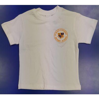 St Paul's PE T-shirt
