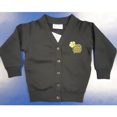St Theresa's Primary Sweat Cardigan