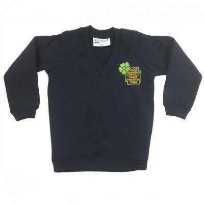 St Theresa's Foundation Stage V-Neck Sweatshirt