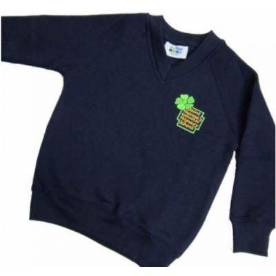 St Theresa's Primary V-Neck Sweatshirt