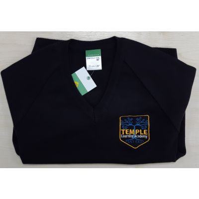 Temple Learning High School Pullover