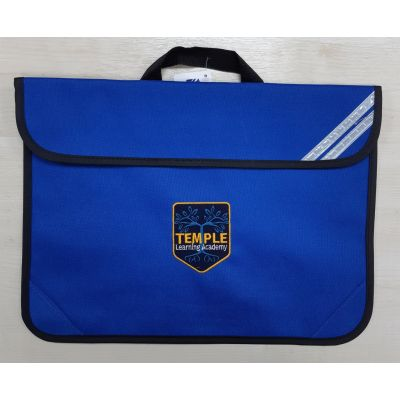 Temple Learning Academy Primary Bookbag