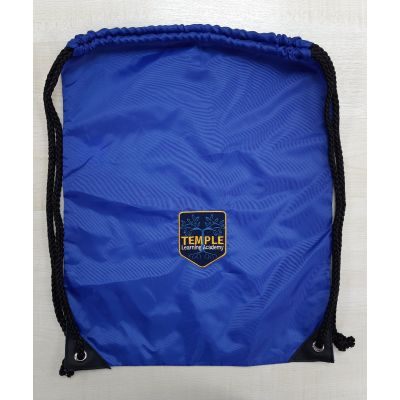 Temple Learning Academy Primary Gym Bag