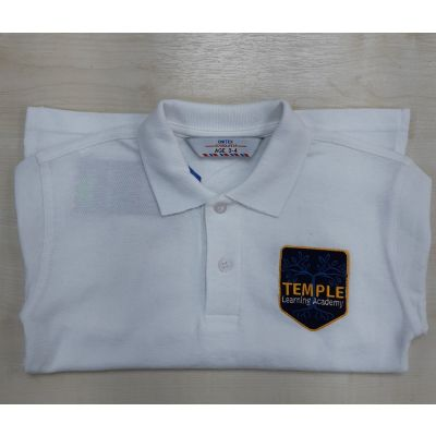 Temple Learning Academy Primary Polo Shirt