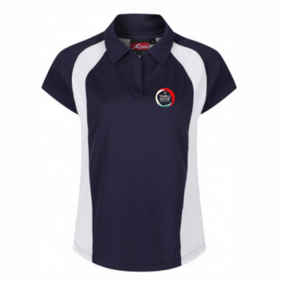 Temple Moor Girls PE Polo Shirt