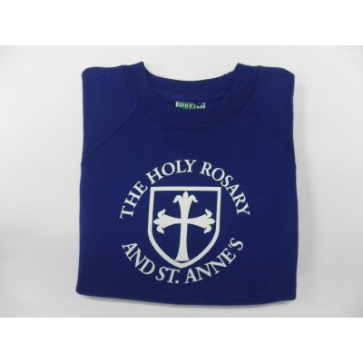 The Holy Rosary and St. Anne's Primary School Sweatshirt
