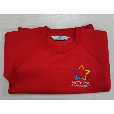Victoria Primary Sweatshirt