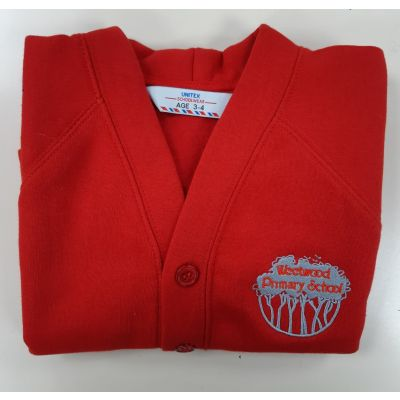Weetwood Primary Cardigan