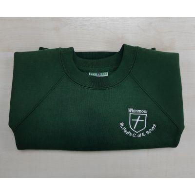 Whinmoor St Paul's Round Neck Sweatshirt