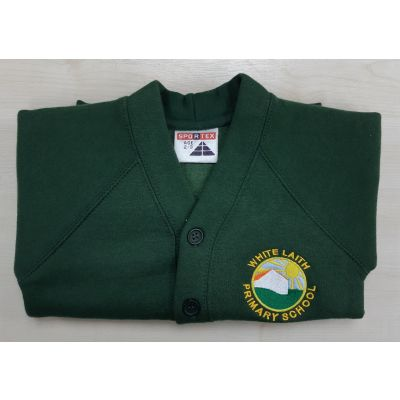 White Laith Primary School Cardigan