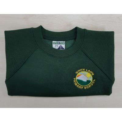 White Laith Primary School Sweatshirt