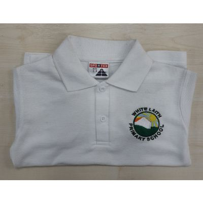 White Laith Primary School White Polo