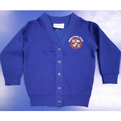 Whitkirk Primary School Cardigan *OLD LOGO*
