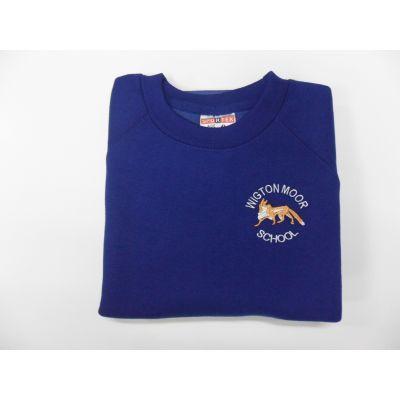 Wigton Moor Primary School Sweatshirt